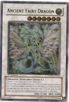 Yu-Gi-Oh Ancient Prophecy Single Ancient Fairy Dragon Ultimate Rare