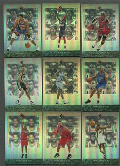 1995/96 Upper Deck SP Holoviews Complete Set (NM-MT)