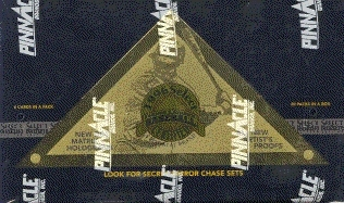 1996 Pinnacle Select Certified Baseball Hobby Box