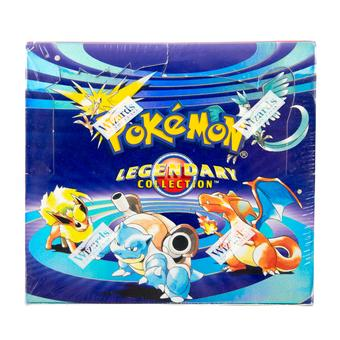 Pokemon Legendary Collection Booster Box - EXTREMELY RARE