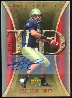 2007 Upper Deck Artifacts Rookie Autographs #150 Tyler Palko Autograph /30