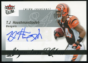 2007 Upper Deck Ultra Signature Class Autographs #TH T.J. Houshmandzadeh Autograph /50