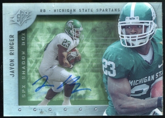 2009 Upper Deck SPx Shadow Box Autographs #SJV Javon Ringer Autograph
