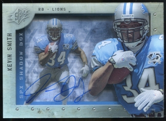 2009 Upper Deck SPx Shadow Box Autographs #SKS Kevin Smith Autograph