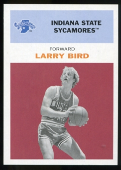 2011/12 Upper Deck Fleer Retro 1961-62 #LB2 Larry Bird Dark Red