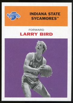 2011/12 Upper Deck Fleer Retro 1961-62 #LB4 Larry Bird Purple