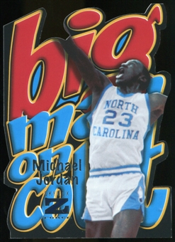 2011/12 Upper Deck Fleer Retro Big Men on Court #1 Michael Jordan
