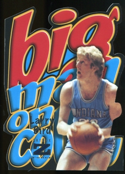 2011/12 Upper Deck Fleer Retro Big Men on Court #4 Larry Bird