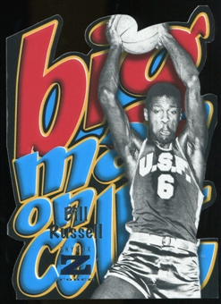 2011/12 Upper Deck Fleer Retro Big Men on Court #5 Bill Russell