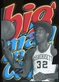 2011/12 Upper Deck Fleer Retro Big Men on Court #6 Julius Erving