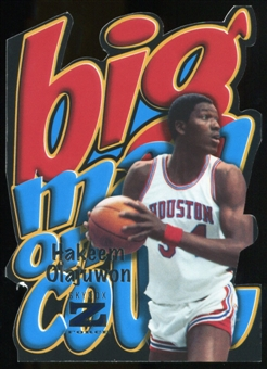 2011/12 Upper Deck Fleer Retro Big Men on Court #8 Hakeem Olajuwon