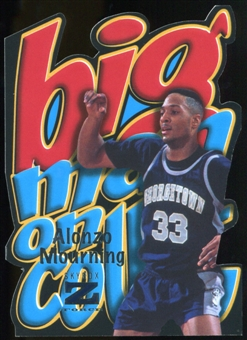 2011/12 Upper Deck Fleer Retro Big Men on Court #9 Alonzo Mourning