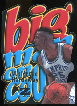 2011/12 Upper Deck Fleer Retro Big Men on Court #10 Anfernee Hardaway
