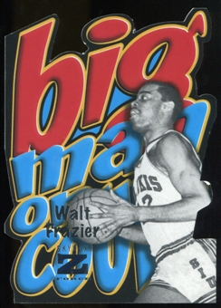 2011/12 Upper Deck Fleer Retro Big Men on Court #13 Walt Frazier