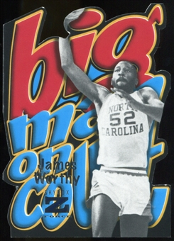 2011/12 Upper Deck Fleer Retro Big Men on Court #14 James Worthy