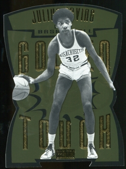 2011/12 Upper Deck Fleer Retro Golden Touch #4 Julius Erving