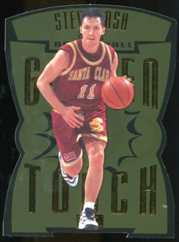 2011/12 Upper Deck Fleer Retro Golden Touch #7 Steve Nash