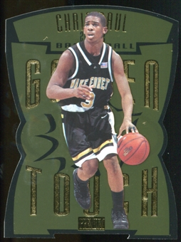 2011/12 Upper Deck Fleer Retro Golden Touch #8 Chris Paul
