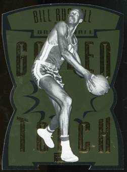 2011/12 Upper Deck Fleer Retro Golden Touch #10 Bill Russell