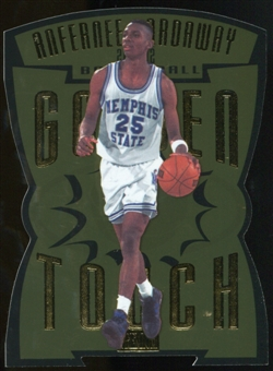 2011/12 Upper Deck Fleer Retro Golden Touch #14 Anfernee Hardaway