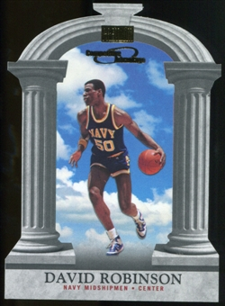 2011/12 Upper Deck Fleer Retro Competitive Advantage #7 David Robinson