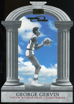 2011/12 Upper Deck Fleer Retro Competitive Advantage #10 George Gervin