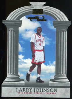 2011/12 Upper Deck Fleer Retro Competitive Advantage #14 Larry Johnson