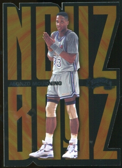 2011/12 Upper Deck Fleer Retro Noyz Boyz #2 Alonzo Mourning