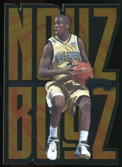 2011/12 Upper Deck Fleer Retro Noyz Boyz #4 Chris Paul