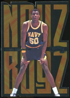 2011/12 Upper Deck Fleer Retro Noyz Boyz #7 David Robinson