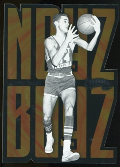 2011/12 Upper Deck Fleer Retro Noyz Boyz #13 Jerry West