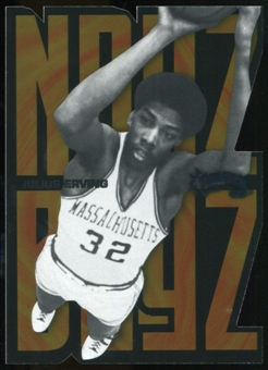 2011/12 Upper Deck Fleer Retro Noyz Boyz #16 Julius Erving