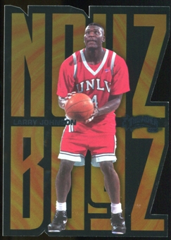 2011/12 Upper Deck Fleer Retro Noyz Boyz #19 Larry Johnson