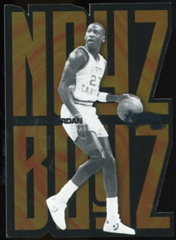 2011/12 Upper Deck Fleer Retro Noyz Boyz #23 Michael Jordan