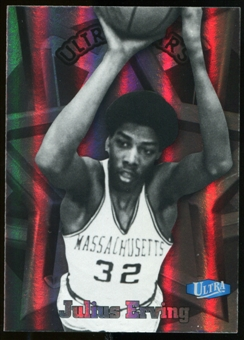 2011/12 Upper Deck Fleer Retro Ultra Stars #6 Julius Erving