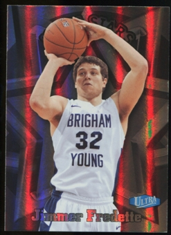 2011/12 Upper Deck Fleer Retro Ultra Stars #13 Jimmer Fredette
