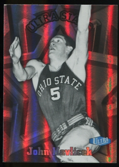 2011/12 Upper Deck Fleer Retro Ultra Stars #14 John Havlicek