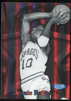2011/12 Upper Deck Fleer Retro Ultra Stars #17 Dennis Rodman