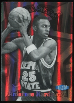 2011/12 Upper Deck Fleer Retro Ultra Stars #24 Anfernee Hardaway