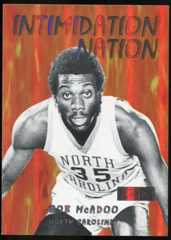 2011/12 Upper Deck Fleer Retro Intimidation Nation #27 Bob McAdoo