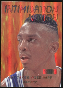 2011/12 Upper Deck Fleer Retro Intimidation Nation #35 Anfernee Hardaway