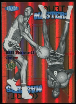 2011/12 Upper Deck Fleer Retro Ultra Court Masters #5 Bill Russell