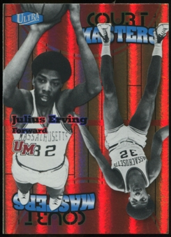2011/12 Upper Deck Fleer Retro Ultra Court Masters #6 Julius Erving