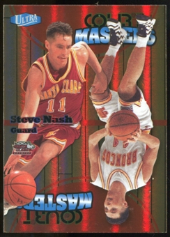 2011/12 Upper Deck Fleer Retro Ultra Court Masters #11 Steve Nash
