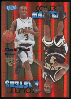 2011/12 Upper Deck Fleer Retro Ultra Court Masters #12 Chris Paul