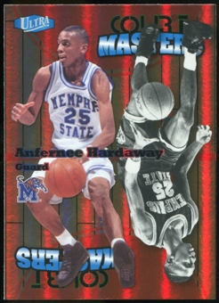 2011/12 Upper Deck Fleer Retro Ultra Court Masters #20 Anfernee Hardaway