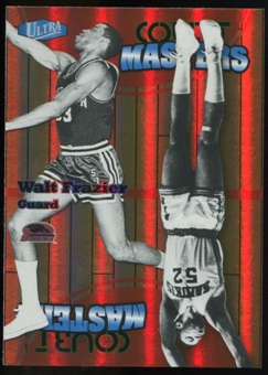 2011/12 Upper Deck Fleer Retro Ultra Court Masters #22 Walt Frazier