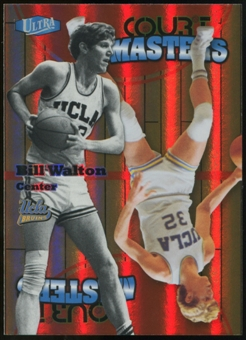 2011/12 Upper Deck Fleer Retro Ultra Court Masters #23 Bill Walton