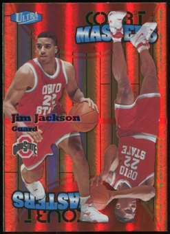 2011/12 Upper Deck Fleer Retro Ultra Court Masters #25 Jim Jackson