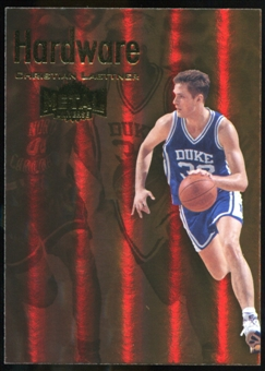 2011/12 Upper Deck Fleer Retro Metal Championship Hardware #11 Christian Laettner